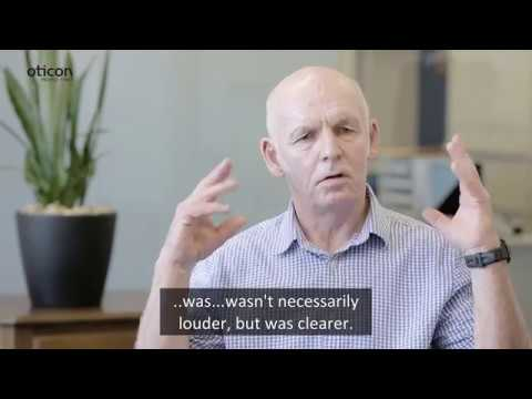 Peter's story - Oticon Opn hearing aid user, Melbourne, Australia