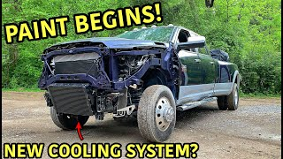 Building My Dad His Dream Truck Part 8
