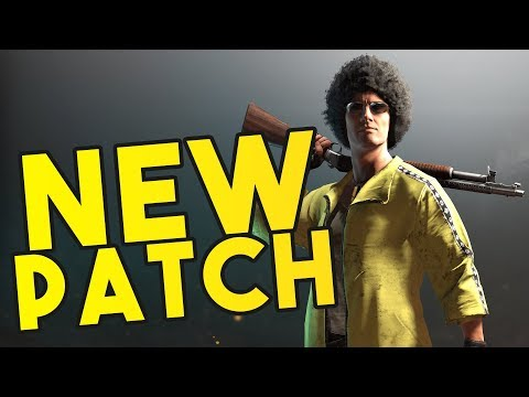 PUBG: Playing on the New Patch with JV!!