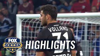 Bayer Leverkusen vs. Hamburg SV | 2017-18 Bundesliga Highlights