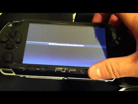 How to play games on PSP