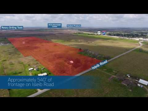 53 Acre Investment Tract Off Highway 59, Fort Bend County