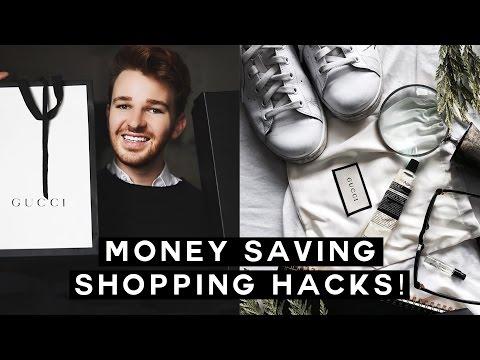 5 Money Saving Shopping HACKS 💳 💰 for buying Designer Clothing!