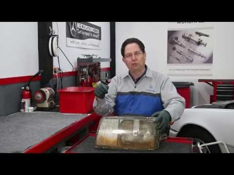 How to Prevent Rust from Forming Inside Your Car's Headlights?
