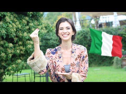 HOW I SPEAK 4 LANGUAGES. STUDYING ITALIAN!