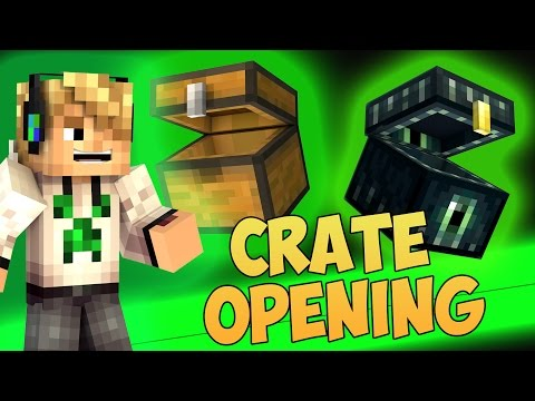 Minecraft: Mineplex Crate Opening- Legendary Item!(Mineplex Treasure Chest)
