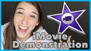 How to use iMovie