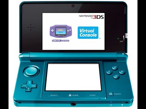 GBA Cartridge to 3DS Virtual Console! (and how to do it)