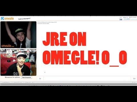JRE on OMEGLE O_O
