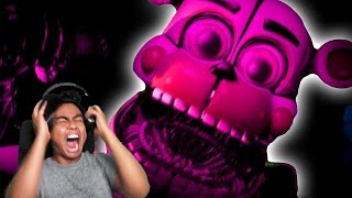 SISTER LOCATION! | Five Nights at Freddy