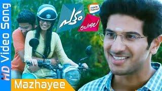 Mazhaye Thoomazhaye | PATTAM POLE | Latest Malayalam Movie Video Song | Dulquer | M Jayachandran