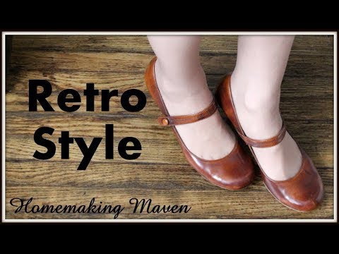 1940's Retro Outfit Series | OOTD 4 | Homemaking Maven