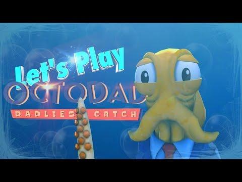 Octodad - Dadliest Catch - The Aquarium - Part 1 [4]