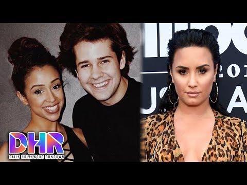 DETAILS on Liza Koshy & David Dobrik Break-Up - Demi Lovato SLAMMED for Tweet (DHR)