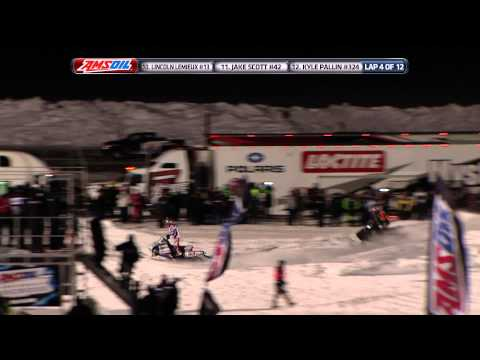 Snocross on CBS Sports Network