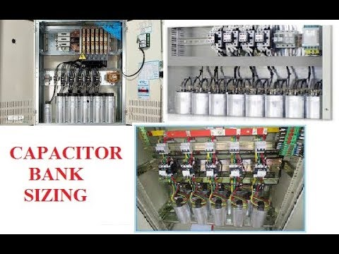 Capacitor Bank Sizing