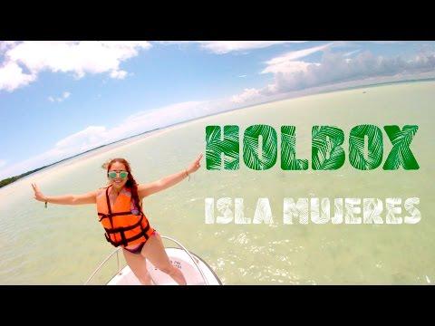 HOLBOX | ISLA MUJERES | VLOG