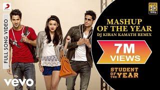 Mashup of the Year - Remix | Student of the Year | Alia | Varun Dhawan