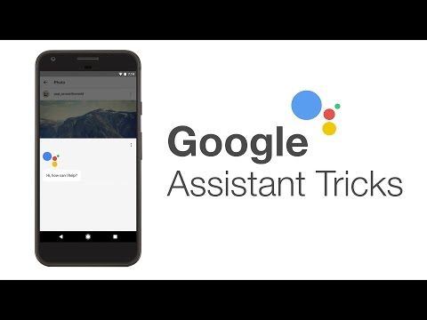 10 Cool Google Assistant Tricks You Should Know (2017)