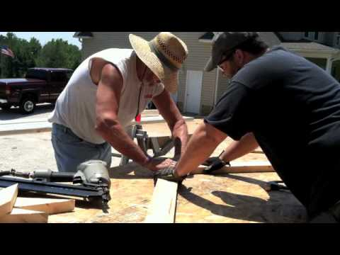 Tiny House - Build Your Own Trusses