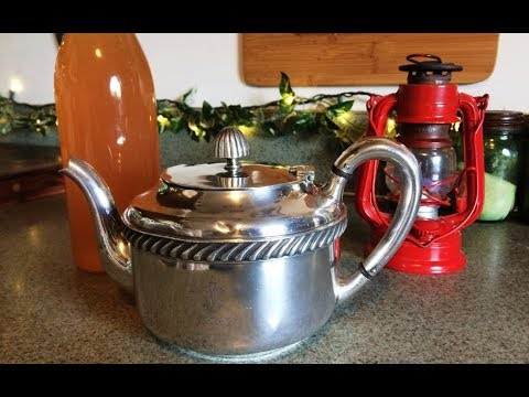 What I Learned About My Vintage Silver Teapot