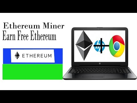 Auto Mine  ETHEREUM  Without Investment  Mining on your chrome browser HINDI/URDU/ENGLISH