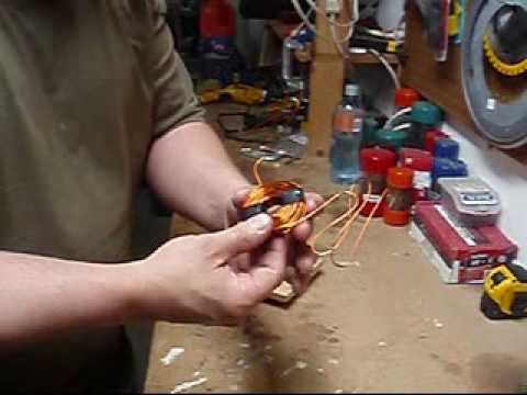 How to make wind turbine copper coils yourself stator do it yourself cheap DIY
