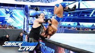 Bobby Roode vs Baron Corbin - U.S. Title Tournament First-Round Match: SmackDown LIVE, Dec. 26, 2017