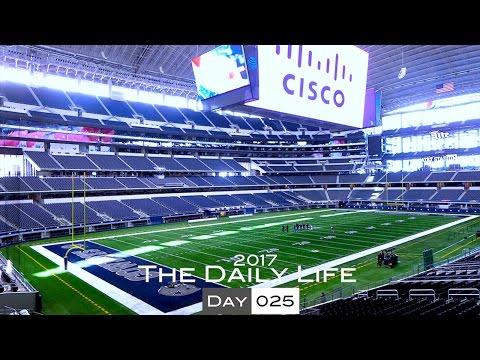 Dallas Cowboys Stadium Tour!!! (1.25.17)