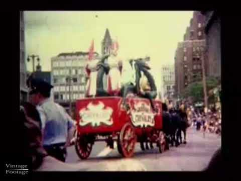 Circus Parade, 1969