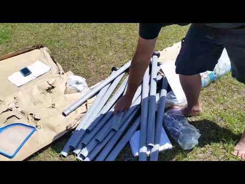 Summer waves elite 16 ft pool how to install an above ground pool the right way