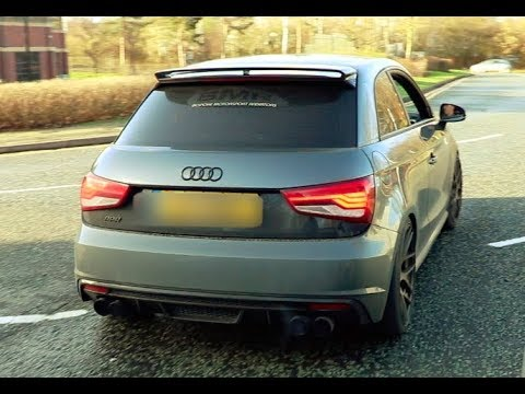 Audi S1; 505bhp! Faster than Lamborghini Huracan and 991 Porsche Turbo!