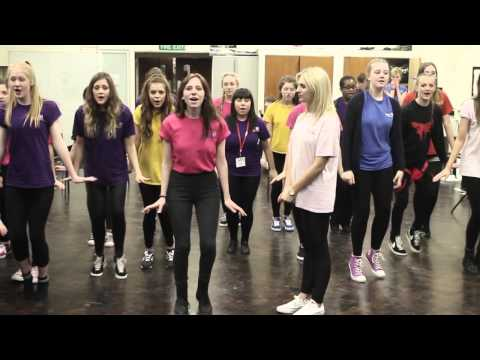 How To Succeed In Business Rehearsal Trailer | Stage Theatre Society