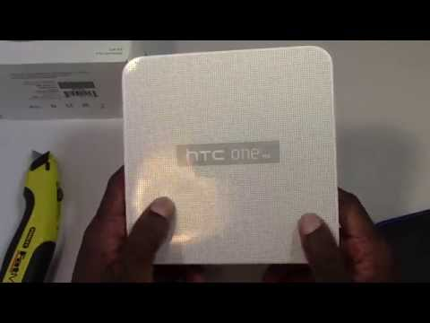 HTC One M9 & Car Dock Unboxings