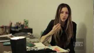 FASHIONIZER.tv Presents: Sofia Karvela