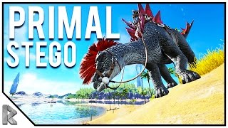 Ark Primal Survival: Be The Dinosaur! New official mod for official