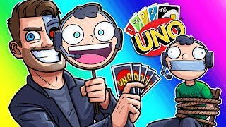 Uno Funny Moments - Terroriser, Soundboard Bully!