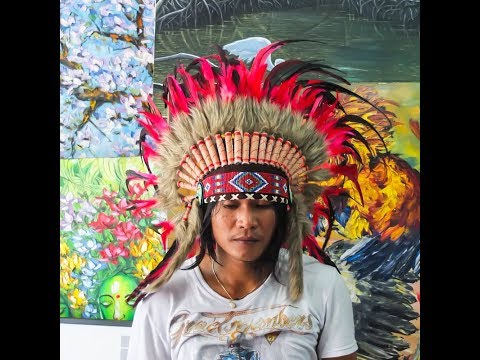 War Bonnet for Sale for the Catwalk - Indian Headdress
