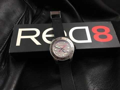Watch Review   Red8USA Dive 42