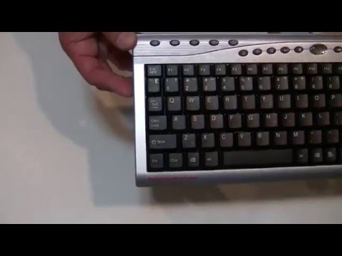 Russian English Keyboard RK9888