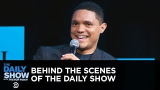 Daily Show Creators on Representation & Crossing Borders with Comedy | Future of Everything Festival