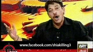 11th Hour 04july2012 - Syed Faisal Raza Abidi 1st Tv Program After Resignation