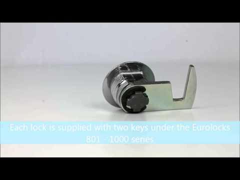 Lowe & Fletcher 0201 Mini Cam Lock