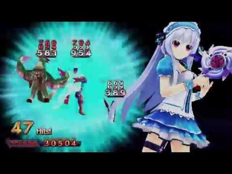 Fairy Fencer F ADVENT DARK FORCE Lola sub quest 8