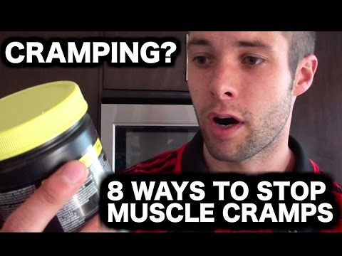 How to STOP Leg Cramps | Muscle Spasms | Muscle Cramps In Legs