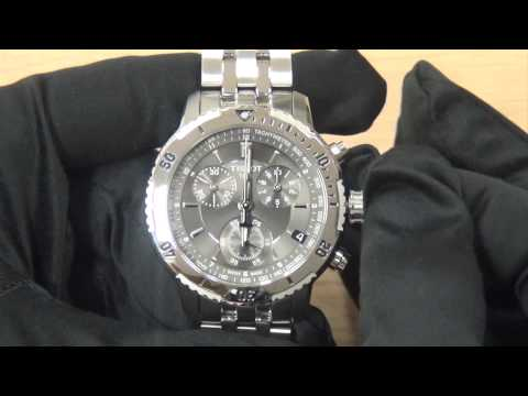 How To Set A Tissot Chronograph Watch