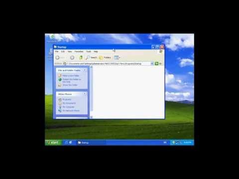 Configure Program To Run At Windows Startup