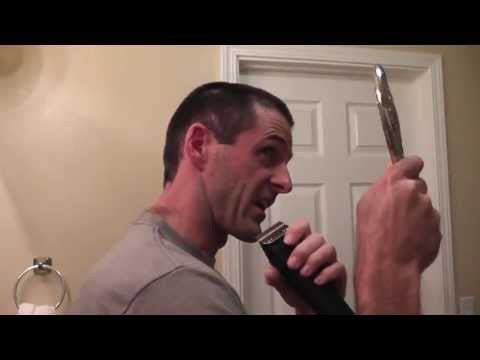 How To Cut Your Own Hair - No Fuss Self Barbering For The Fellas!!