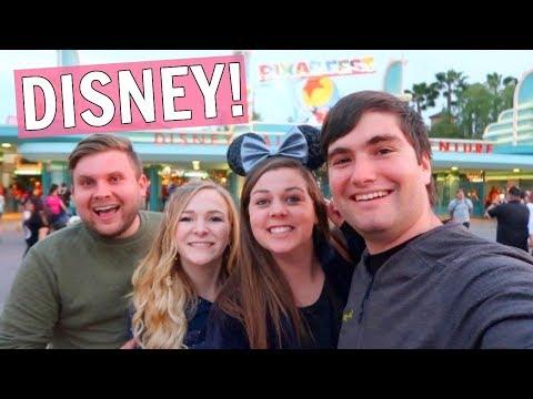 Disneyland Double Date Night!