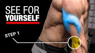 Can't Build Big Triceps? Just Do THIS!!